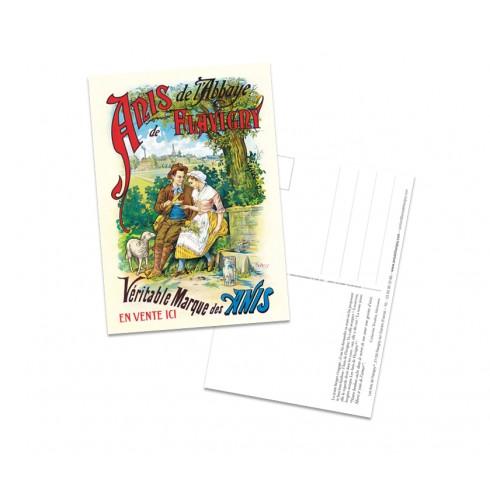 Postcard - Anise