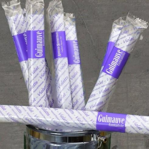 Guimauve fantaisie aromatisée à la violette Arnaud Soubeyran  - 32g
