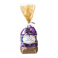 Honey sweets with blackcurrant 250g