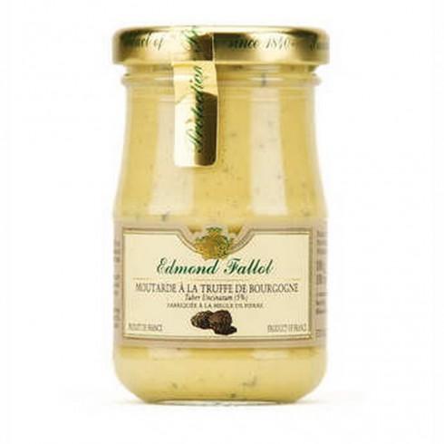 Moutarde à la truffe de Bourgogne- 100g