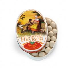 Oval tin organic Cinnamon 0range 50g