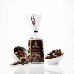 Coffee bean 3 chocolate - Doucet bag 200g