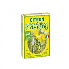 Etui Bonbons Citron BIO - 40g